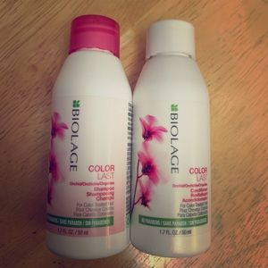 Accessories - matrix biolage shampoo and conditioner